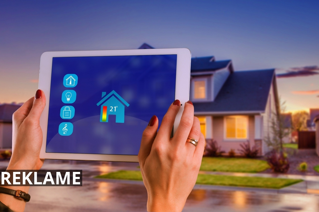 Har du ett smart hem?