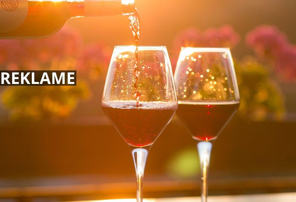 Undersök doften hos vin