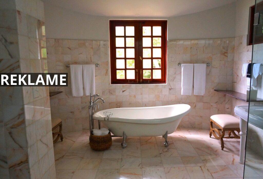 Ny badrumsinredning lyfter hemmet